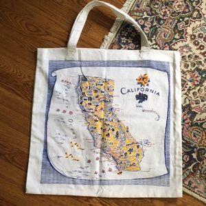 Handbags - California State Tote Bag